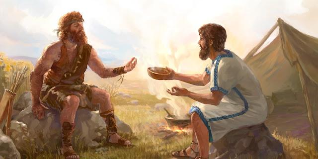 Esaú-profano