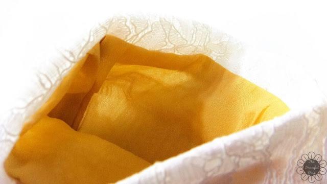 "Dressfo Review - ""Pure and Plain High-Waist Lace Dress"" - Sleeves (www.TheGracefulMist.com)"