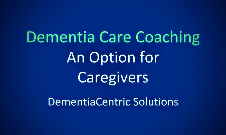Dementia Care Coaching An Option For Caregivers Alzheimers
