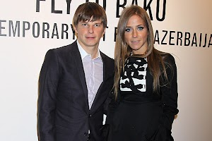 The ex-wife of Andrei Arshavin is going to seize half of his estate