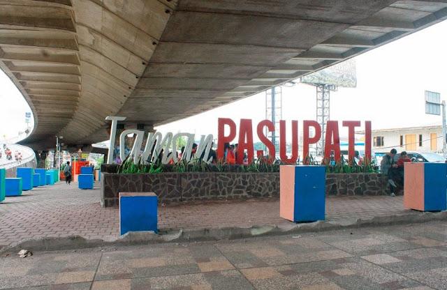 Taman Jomblo Pasupati Bandung