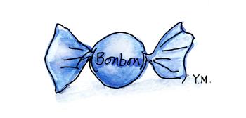 bonbon by Yukié Matsushita