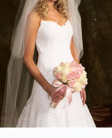 publicfigure jessica simpson wedding dress