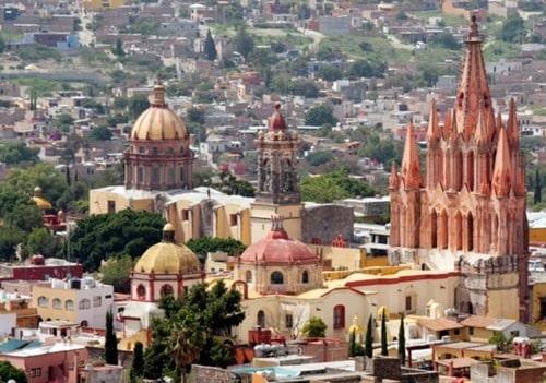 Мексико, Сан Мигел де Аленде