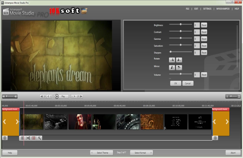 Ashampoo Movie Studio Free Download