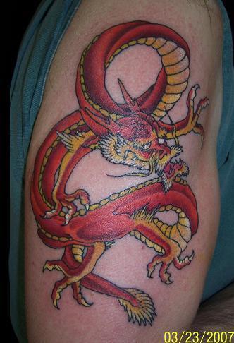 Tattoos Dragon Tattoo Designs Photos Pictures