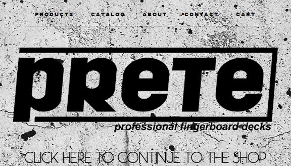 http://prete.bigcartel.com/