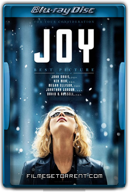 Joy O Nome do Sucesso Torrent 2016 720p e 1080p BluRay Dual Áudio