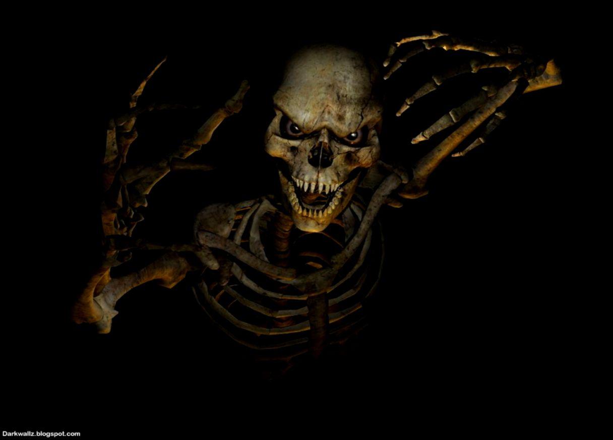 Cool Skull Wallpaper Desktop | Wallpapers Gallery