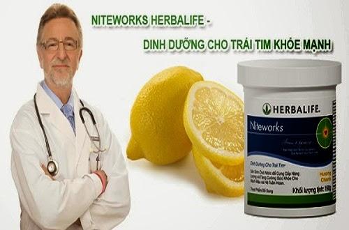 Cung cấp Herbalife Niteworks