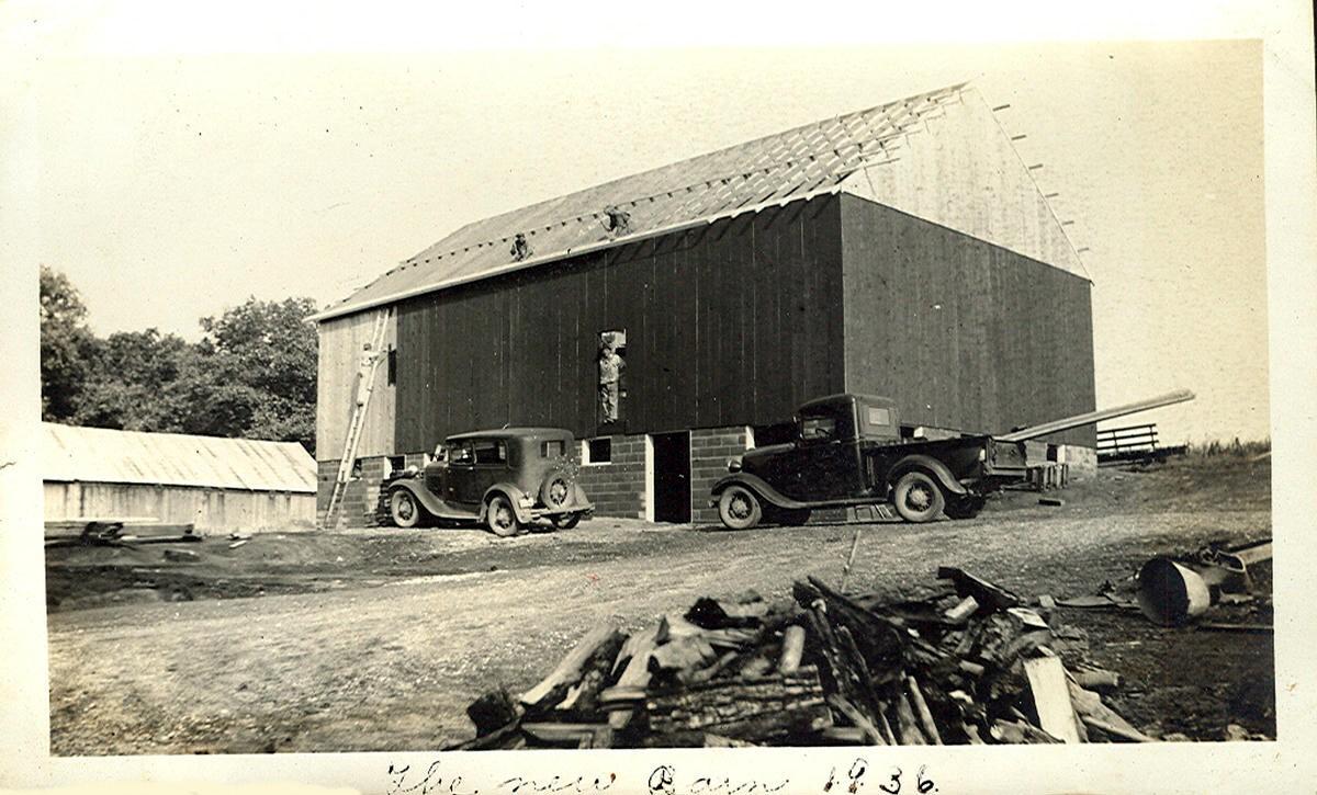 Insomnia Notebook Snapshots Illinois Farm Family 1930s