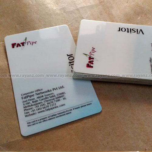 PVC Plastic Cards Printing Chennai