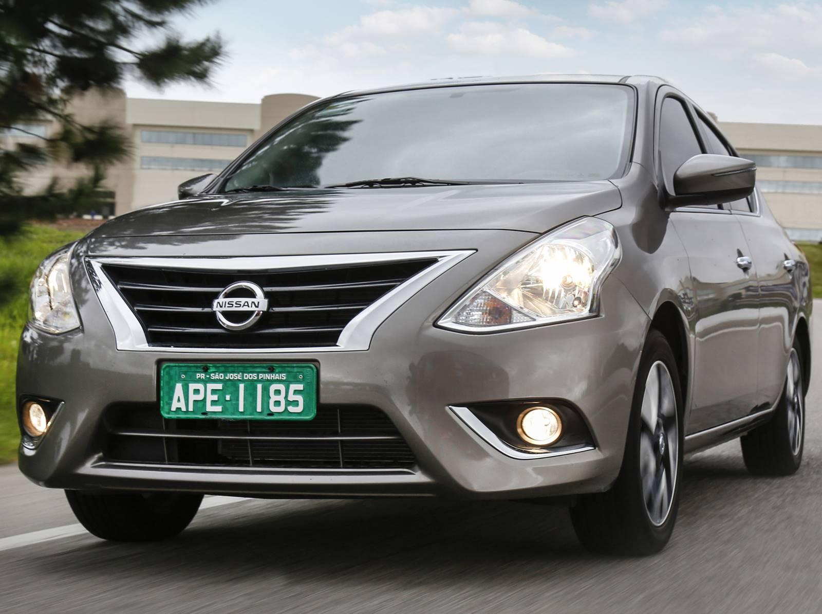 Jornal R 7ª Nissan Versa 2017 Automático Consumo E
