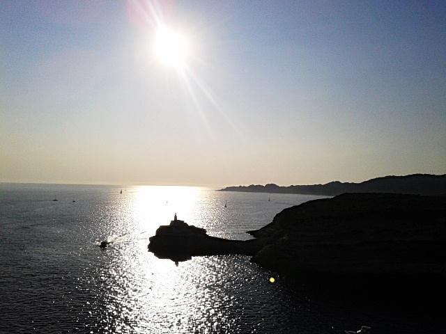 Aussicht Bonifacio