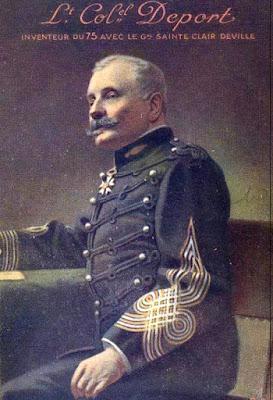 Le Lieutenant-colonel Deport