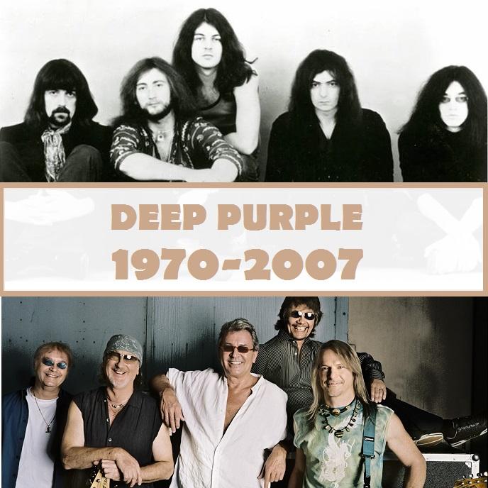 T U B E : Some Deep Purple's boots on guitars101