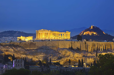 Greece is The Best Travel Destination This Year By CN Traveler UK