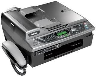 CW can likewise send out and get color faxes Brother MFC-640CW Driver Download