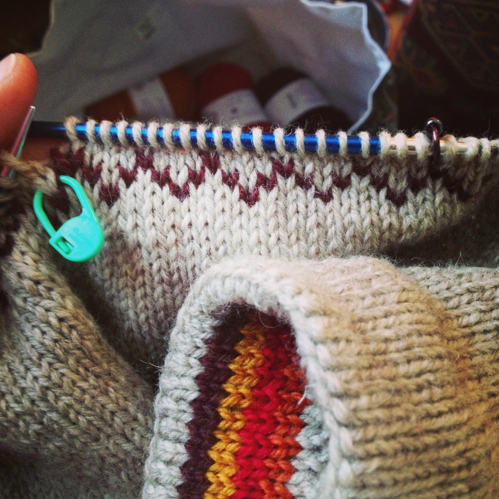 2835fcebd794fe Susan B. Anderson  Craftsy s Custom Yoke Sweater Class by Amy Detjen