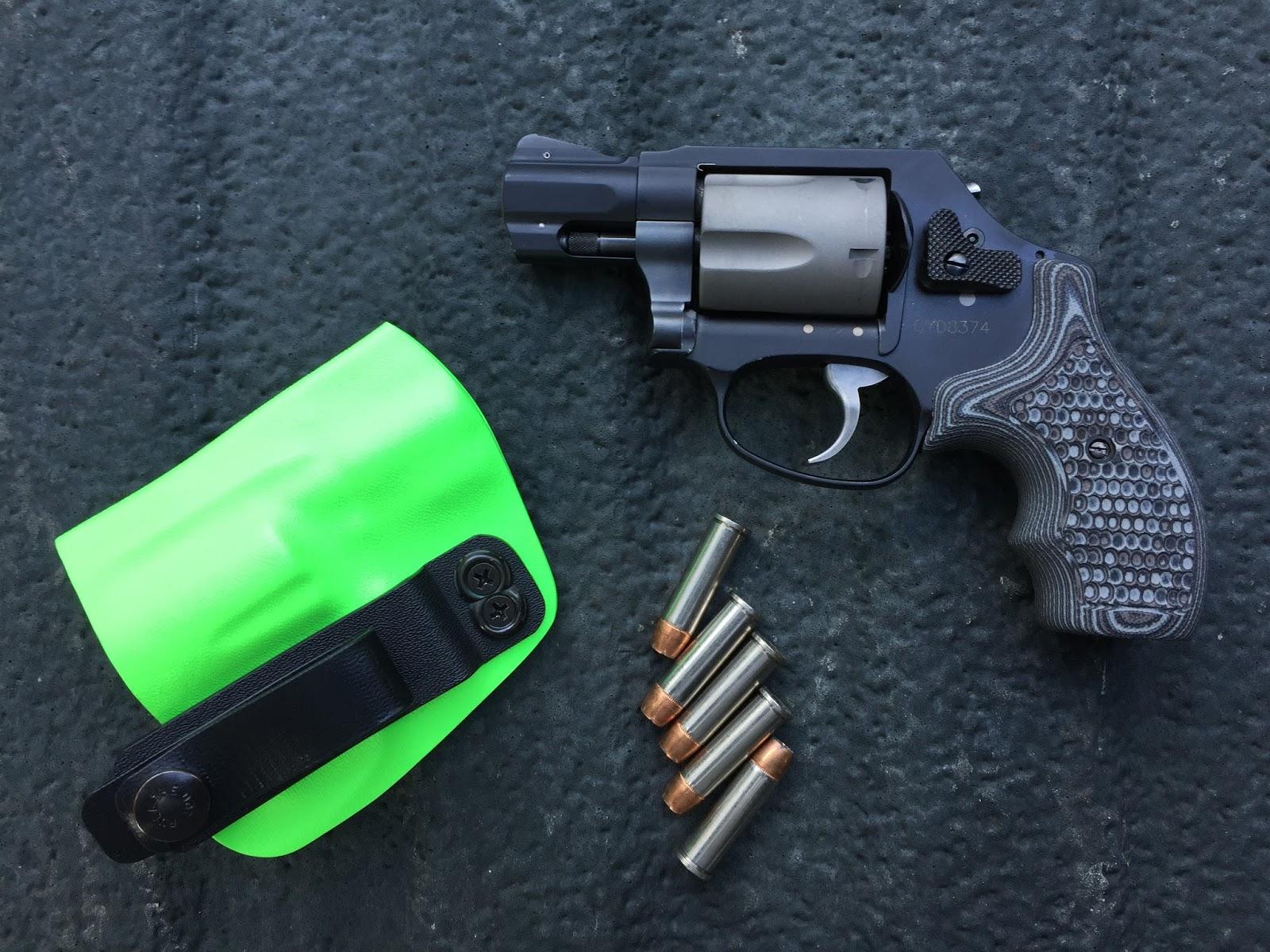 J Frame Carry Gun   Shooter\'s Digest