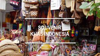 Souvenir Khas Indonesia