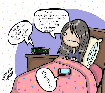 Cuando sufrimos de insomnio estamos dispuestos a hacer lo que sea con tal de dormir