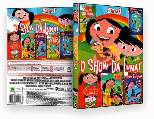 SHOW DA LUANA 5.EM.1 – ISO – CAPA DVD