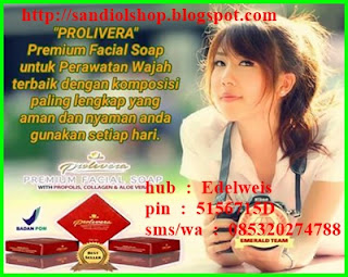 sabun herbal prolivera pemesanan sandi maulana 085721192020 pin 5156715D dan D54F47D4