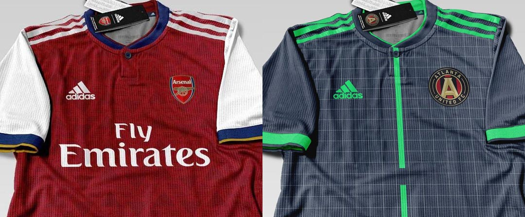 b523a8a26 An image that is allegedly showing the Adidas Arsenal 19-20 home kit is  doing the rounds on social media since yesterday night.
