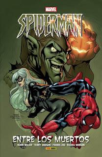 Spiderman Entre los muertos integral