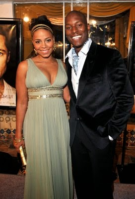 are tyrese and taraji dating