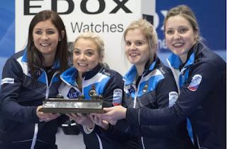 CURLING - Campeonato de Europa femenino 2017 (St Gallen, Suiza): Escocia reina en Europa sorprendiendo a las suecas en la final
