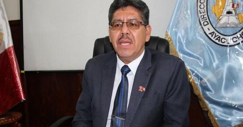 DRE Ayacucho solicitó 300 trabajadores administrativos para el próximo 2019
