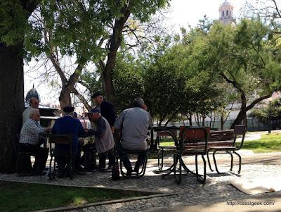 Descobrindo Lisboa - Jardim Boto Machado