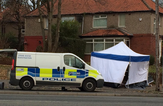 Man dies after being found collapsed in Thornton Road, Bradford