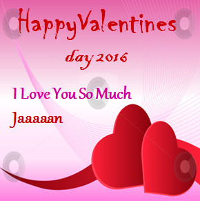 Romantic Valentines day Whatsapp DP Images 2016
