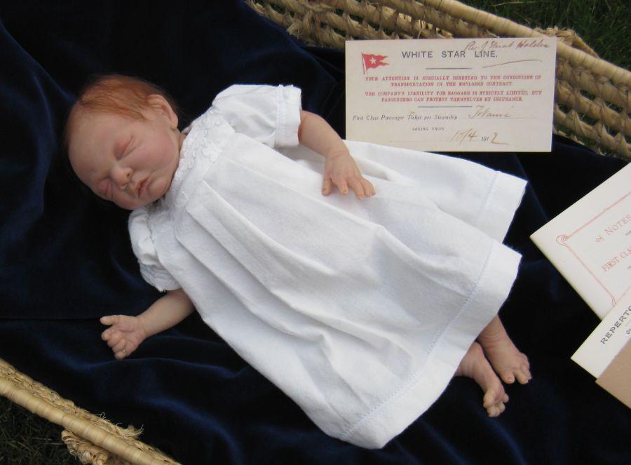 Orange Grove Nursery Rose Dewitt Bukater Titanic Reborn