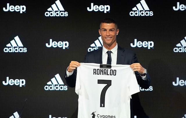 Kisah Cristiano Ronaldo : Dari Bernabeu Menuju Turin