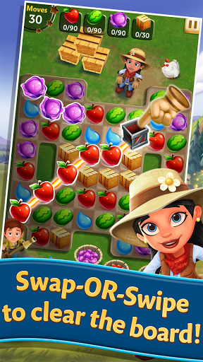 FarmVille: Harvest Swap Mod APK