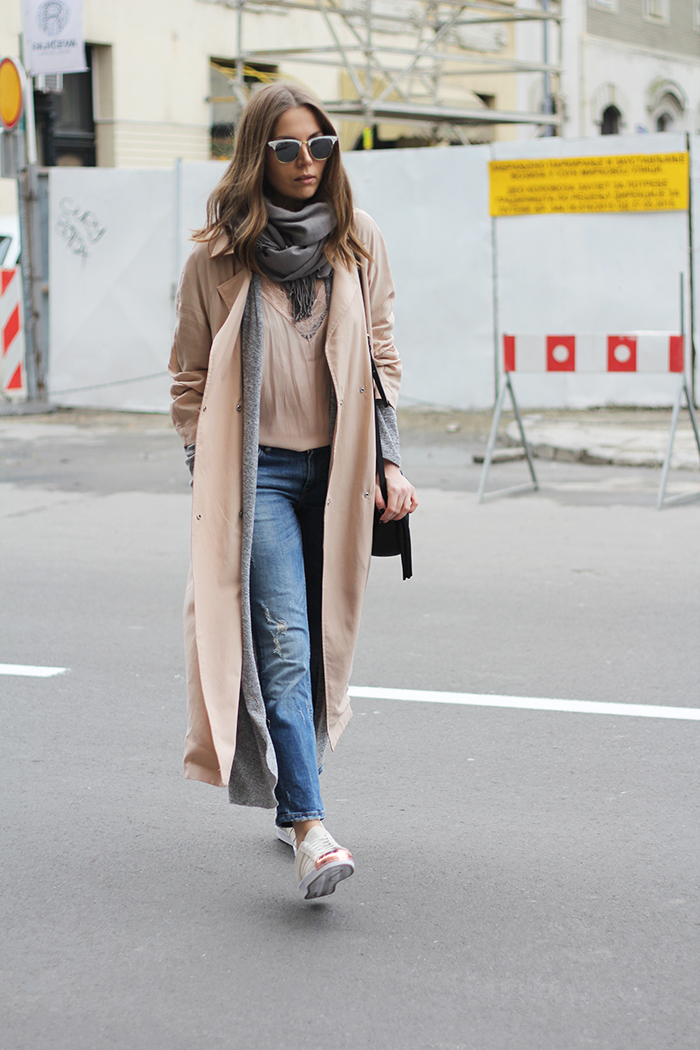 Fashion And Style Pale Pink