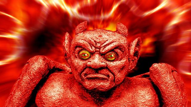 Mengerikan!! Beginilah Gambaran Pedihnya Sakaratul Maut Iblis Saat Hari Kiamat Kelak