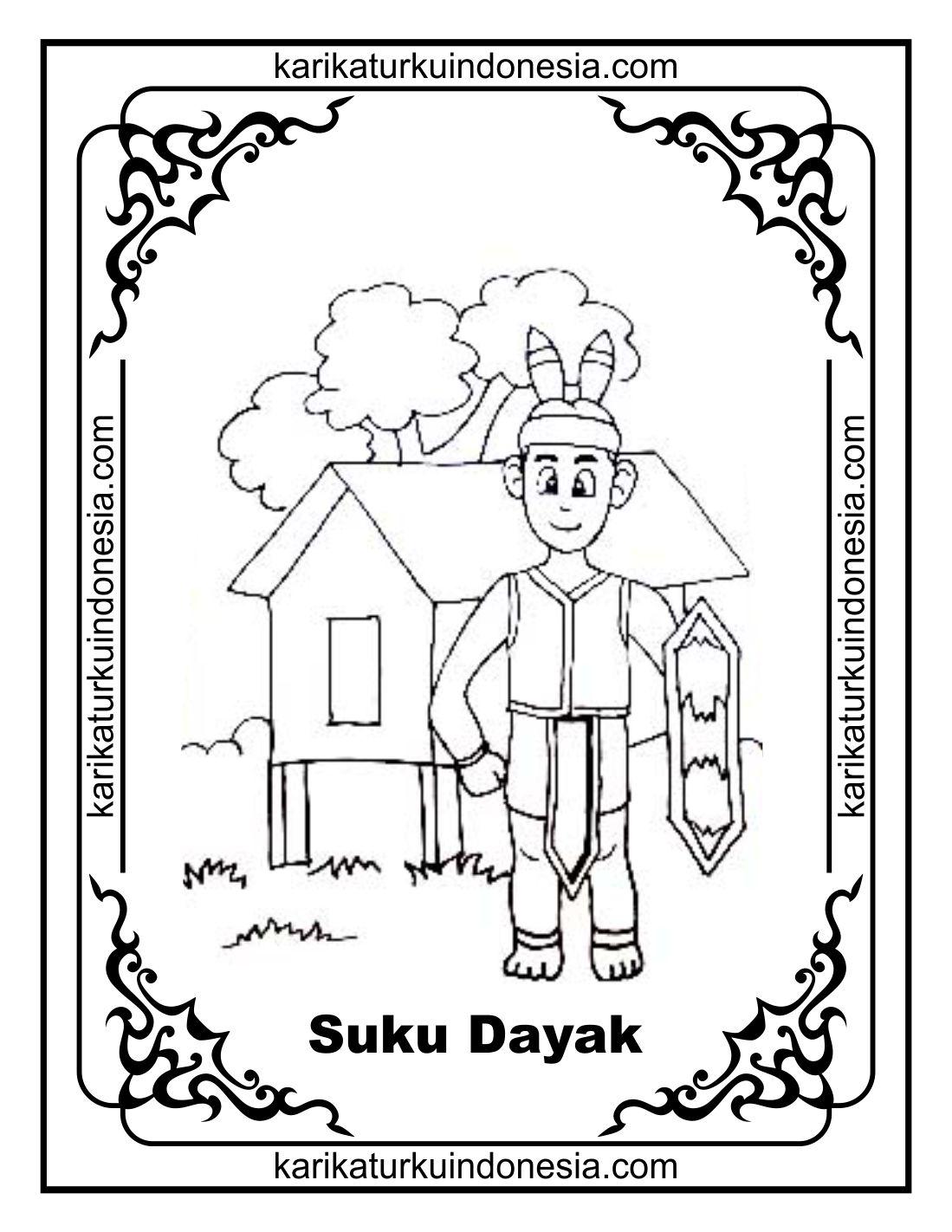 gambar rumah adat di indonesia gambar baju adat untuk
