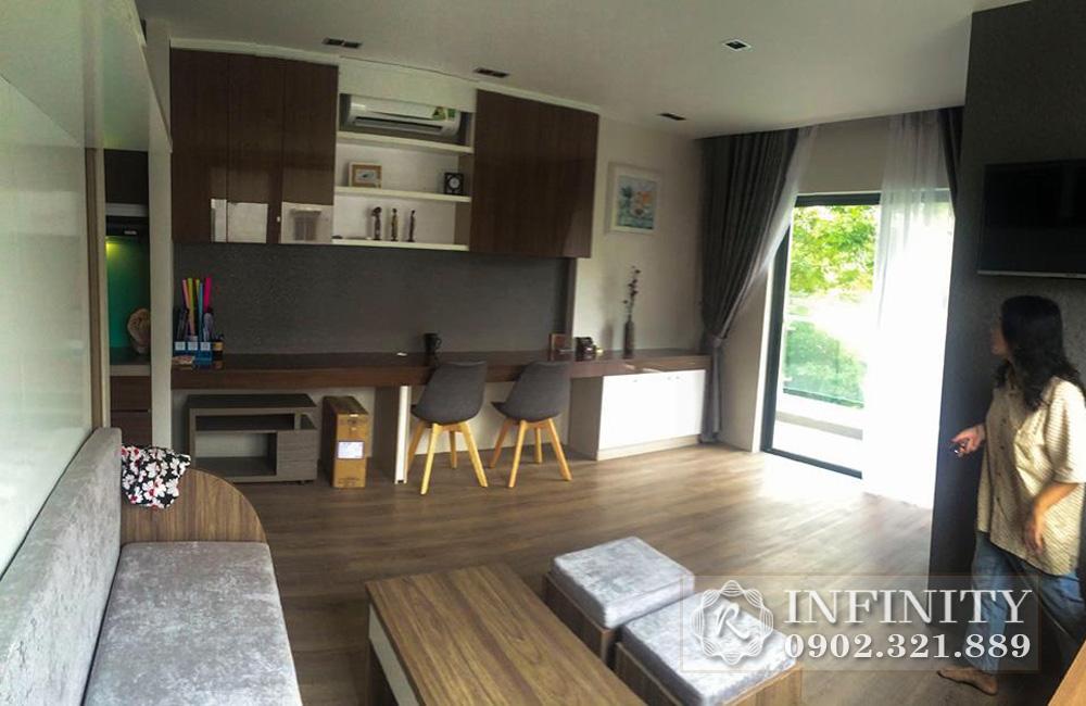 Cho thuê căn hộ Everrich Infinity 40m2 - hình 2