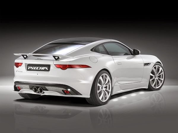 Piecha Design Jaguar F-Type V6 Coupé