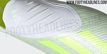 261186d23 White   Solar Yellow Adidas X 18+  Virtuoso Pack  2019 Boots Leaked