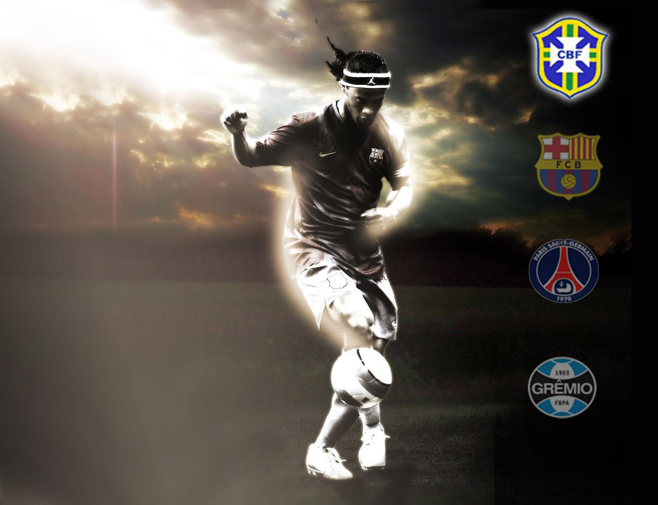 World Sports Hd Wallpapers: Ronaldinho Hd Wallpapers