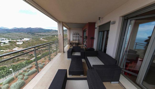 duplex en venta torre bellver oropesa terraza