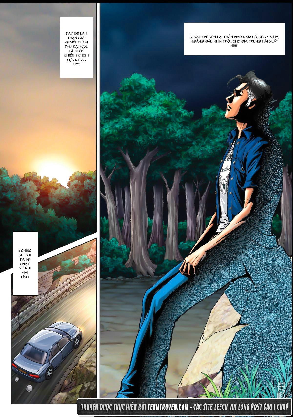 Người Trong Giang Hồ NetTruyen chap 1503 - Trang 27