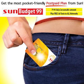Sun Cellular introduce Budget 99 on their Postpaid Plan