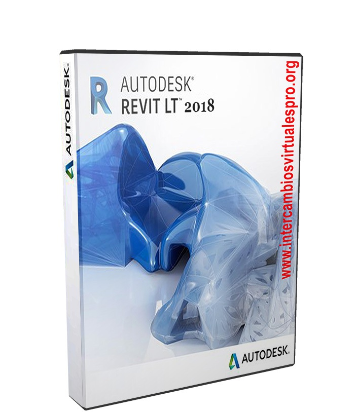 Autodesk Revit and Revit LT 2018 poster box cover